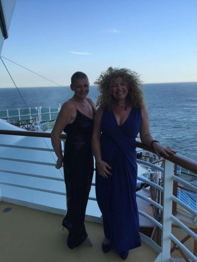 Cruise to Burge